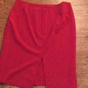 Victoria's Secret Skirts - Victoria Secret Pencil Skirt